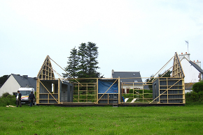 Mnm architectes rennes for Architectes rennes