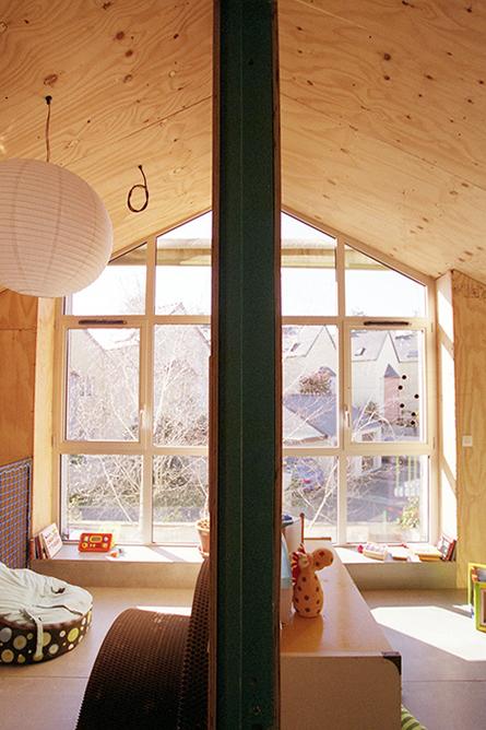 r habilitation d 39 anciens bureaux en loft rennes 35 c mnm architectes rennes. Black Bedroom Furniture Sets. Home Design Ideas