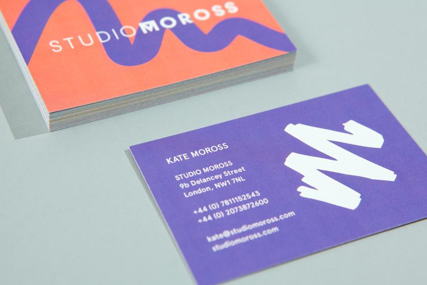 Studio business cards studio moross reheart Images